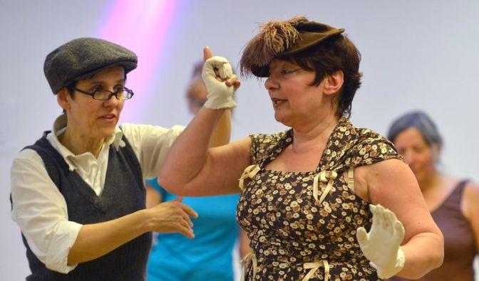 Tanzen wie in den 20ern - Swing erobert Deutschland (Foto)