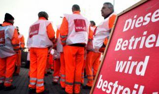 Tarifkonflikt im öffentlichen Dienst spitzt sich zu (Foto)