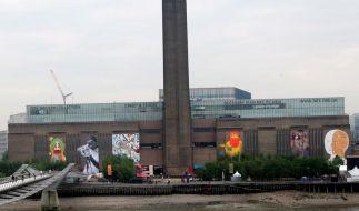 Tate Modern öffnet Öltanks für Ausstellung (Foto)