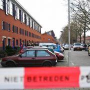 Tatort im niederländischen Arnheim, wo ein 15-jähriges Mädchen umgebracht und ihr Vater verletzt wurde.