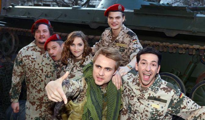 «Tatort» sehr stark - Kriegskomödie floppt (Foto)
