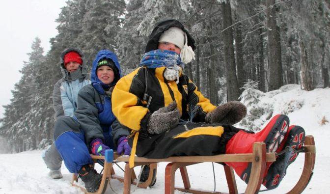 Taube Finger, blasse Ohren: Erfrierungen erkennen (Foto)