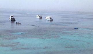Tauchboot kentert im Roten Meer: Drei Deutsche tot (Foto)
