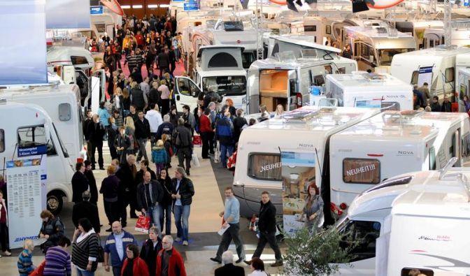 Tausende bei Eröffnung der Tourismusmesse CMT (Foto)