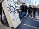 Tausende demonstrieren gegen Solar-Kürzung (Foto)