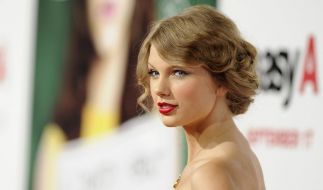 Taylor Swift macht die Liebe kopflos (Foto)