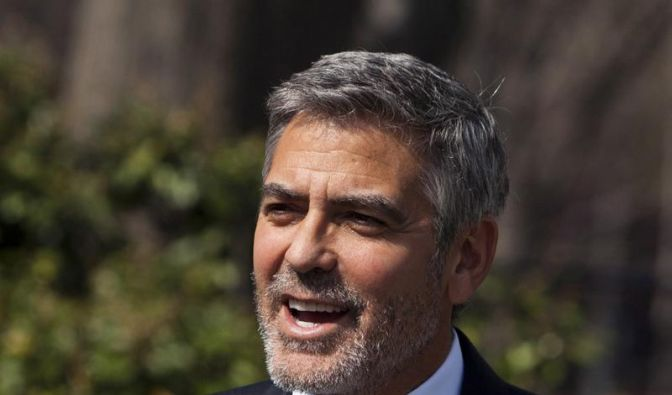 Team Obama: George Clooney (Schauspieler und Regisseur, 51 Jahre) (Foto)