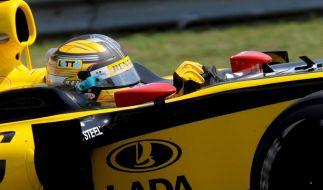 Team:Zu früh, um über Kubica-Ersatz zu sprechen (Foto)