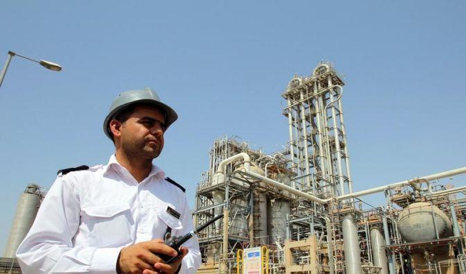 Teheran: EU soll auf Öl-Sanktionen verzichten (Foto)