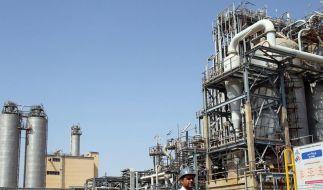 Teheran warnt: Keine Zusatzlieferungen wegen Ölembargos (Foto)