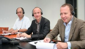 Telefonaktion mit Impfexperten (Foto)