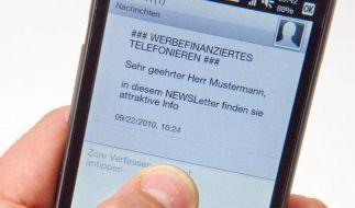Telefonieren für lau: Werbung macht's möglich (Foto)