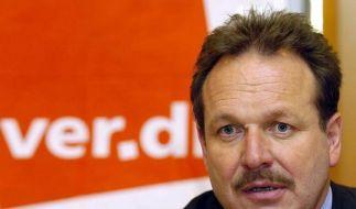 Telekom-Spitzelaffäre: Auch ver.di-Chef betroffen (Foto)