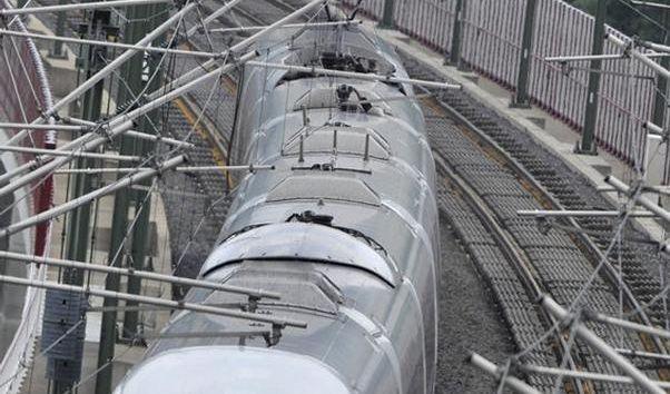 Tempo auf der Schiene: 20 Jahre ICE (Foto)