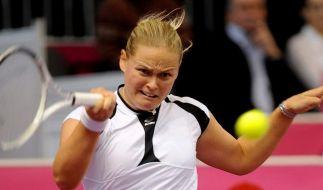 Tennis-Damen führen: Grönefeld siegt zum Auftakt (Foto)