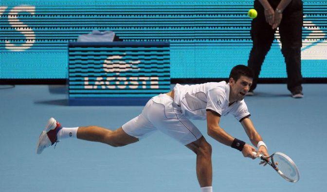 Tennis-WM: Djokovic siegt - Murray mit Fehlstart (Foto)