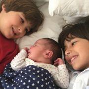 Wenn aus Einzelkindern große Geschwister werden (Foto)