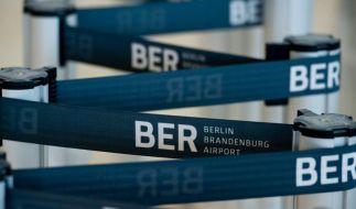 Terminal des neuen Hauptstadtflughafens Berlin Brandenburg Willy Brandt (BER) in Schönefeld. (Foto)