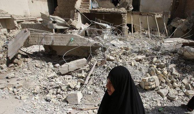 Teroranschlag im Irak (Foto)