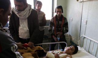 Terroranschläge in Bagdad: Mehr als 60 Tote (Foto)