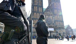 Terrorgefahr in Deutschland (Foto)