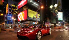 Tesla Roadster (Foto)