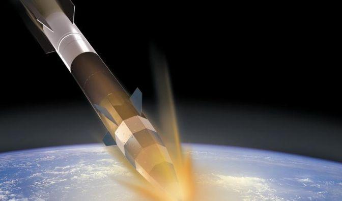 Testflug von Raumfahrzeug «Shefex II» verschoben (Foto)