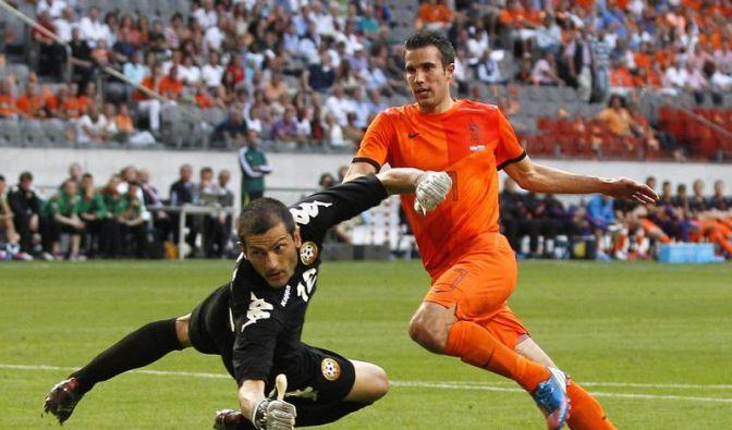 Testspiel-Niederlage für Niederlande gegen Bulgarien (Foto)
