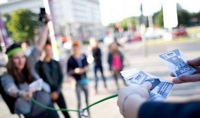 Tetris für draußen - Streetgames-Community erobert Berlin (Foto)