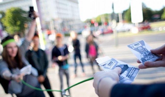 Tetris für draußen: Streetgames-Community erobert Berlin (Foto)