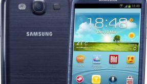 Teuer, aber derzeit eines der besten Smartphones auf dem Markt: das Samsung Galaxy S III. (Foto)