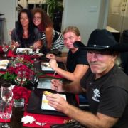 Texas Dinner