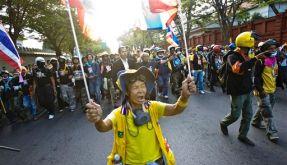 Thailand Political Unrest (Foto)