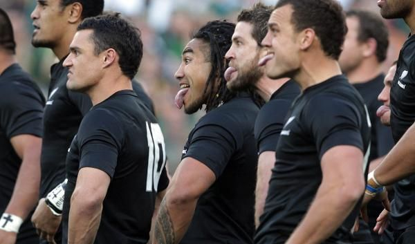 The All Blacks (Foto)