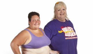 The Biggest Loser-Kandidatin Martina (rechts) verklagt die Produktionsfirma wegen Freiheitsberaubung (Foto)
