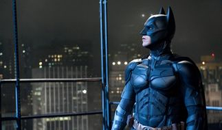 The Dark Knight Rises mit Christian Bale als Batman startet am 26. Juli. (Foto)