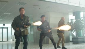 The Expendables 2 kommt am 30. August 2012 in die deutschen Kinos. (Foto)