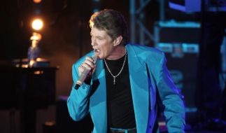 The Hoff is back: Kult-Trash-Revue mit Hasselhoff (Foto)