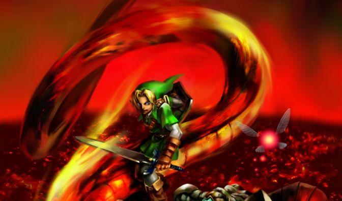 «The Legend of Zelda: Ocarina of Time» (Foto)