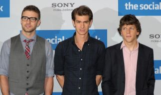 «The Social Network» ist Top-Film (Foto)
