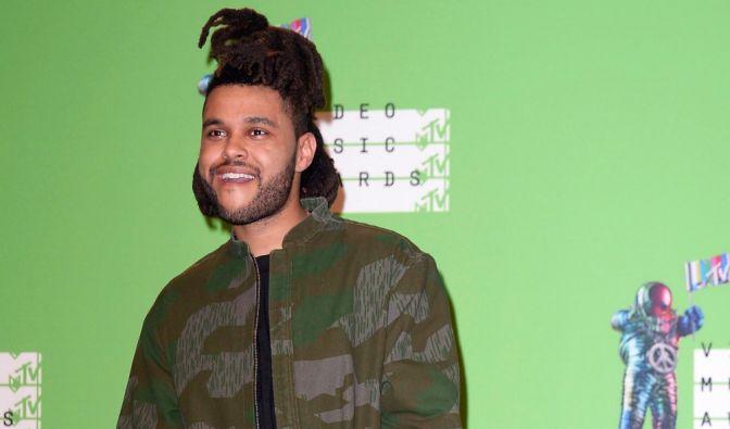 The Weeknd könnte 2016 den Preis für das beste Album erhalten. (Foto)