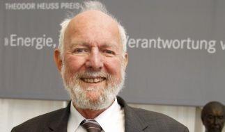Theodor-Heuss-Preis an Bildungsforscher Edelstein (Foto)