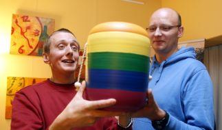 Thomas Brandl (l.) und Michael Koenigsfeld (Foto)