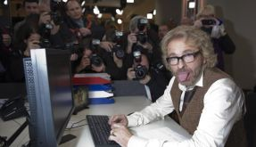 Thomas Gottschalk bekommt im Netz auf die Mütze (Foto)