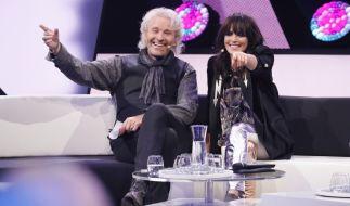 Thomas Gottschalk und Nena sind Gastgeber der Show. (Foto)