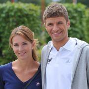 Süßer Liebes-Schnappschuss mit seiner Frau Lisa (Foto)
