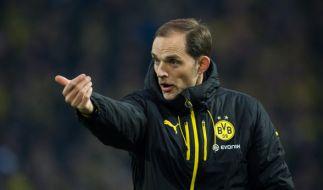 Thomas Tuchel empfängt die Bayern im Signal Iduna Park. (Foto)