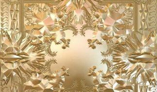 Thronanwärter: Jay-Z und Kanye West (Foto)