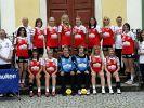 Thüringer HC wieder Handball-Meister - Bierdusche für den Trainer (Foto)