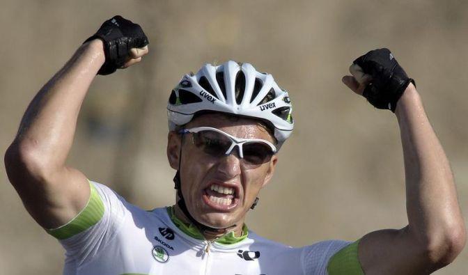 Thüringer Kittel gewinnt erste Etappe der Eneco-Tour (Foto)